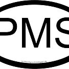 PMS location sticker by SOIL