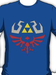 Skyward Sword Hylian Shield T-Shirt