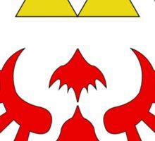 Skyward Sword Hylian Shield Sticker