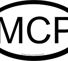 MCP location sticker by SOIL