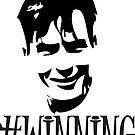 Charlie Sheen is Winning (Sticker) by rtofirefly
