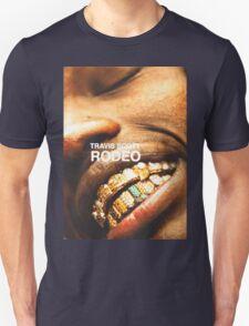 Travis Scott Rodeo Young Thug Tour 2015 SANYUS5 T-Shirt
