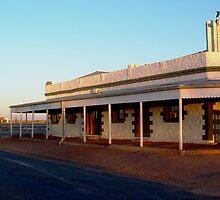 Birdsville Hotel, Queensland, Australia by Tim Coleman