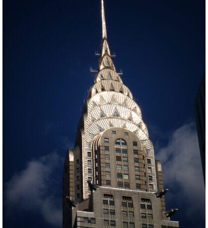 The Chrysler Building New York City  Sticker