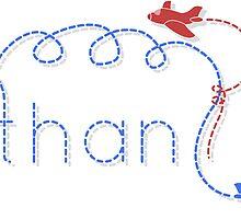 Ethan Aeroplane Tee by OohLaLiza
