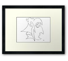 Howard&Vince Framed Print