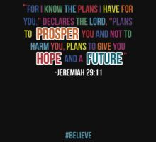 Jeremiah 29:11  by vSamy