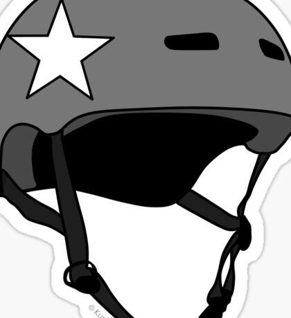 Roller Derby Helmet Sticker