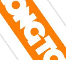 Wrongtown - Capsule - Orange Sticker