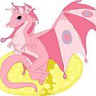 Female Dragon Hatchling by KMartinez
