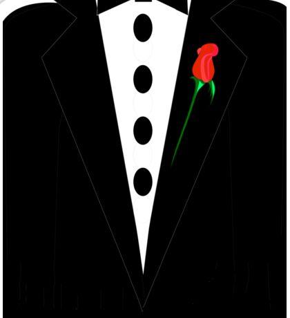 Wedding Tux  Sticker