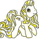 Conquest Pony by KMartinez