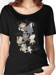 The Wild Rumpus Women's Relaxed Fit T-Shirt