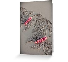 Flower Faery Sisters Greeting Card