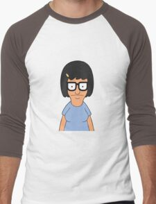 Tina Belcher Men's Baseball ¾ T-Shirt