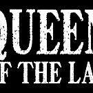 Queen of the Lab - Sticker by LTDesignStudio
