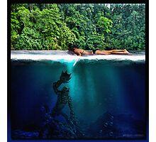 The Black Lagoon Photographic Print