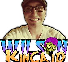 American Zombie Creator Wilson Kinciad  by americanzombie