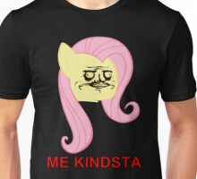 Fluttershy ME GUSTA (Kindsta, Elements of Harmony) Unisex T-Shirt