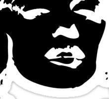 Monroe Black - Sticker Sticker