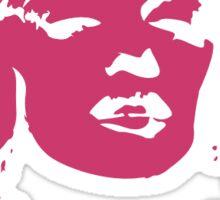 Monroe Pink 2 - Sticker Sticker
