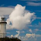 Cape Byron  Lighthouse by Nick Peters