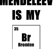 Mendeleev is My Br by theamorousclam
