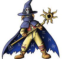 Wizardmon by Liiadragon7