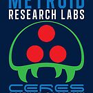 Ceres Research Labs - [Sticker] by slicepotato