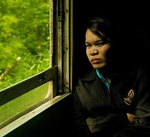 Train to Chiang Mai by Valerie Rosen