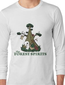 The Forest Spirits Long Sleeve T-Shirt