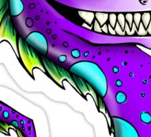 Sea Monster Sticker