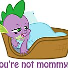 You're not mommy... by Kuzcorish