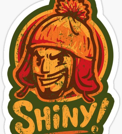 Shiny! - STICKER Sticker