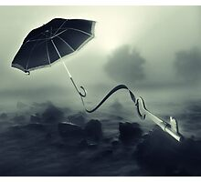 Hope Floats Away Photographic Print