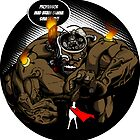 Mad Professor Smash! sticker by Michael Lee