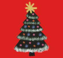 Christmas tree Kids Tee