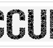 Occupy Sticker Sticker
