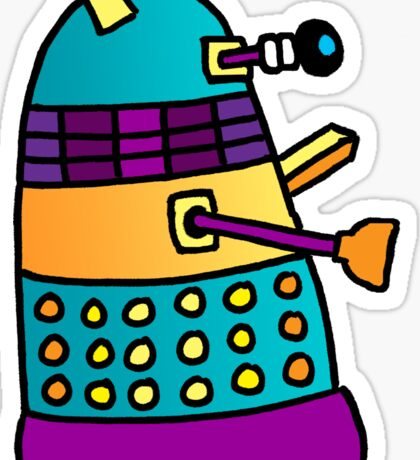 Dalek 01 Sticker
