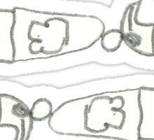 Canopic Jars - Stickers Sticker