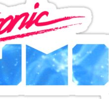 Electronic Rumors: Logo Sticker
