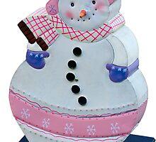 Snowman by Vac1
