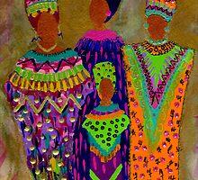 We Women T-Shirt by © Angela L Walker