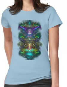 Neon1 Womens Fitted T-Shirt