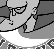 Martian League  Sticker