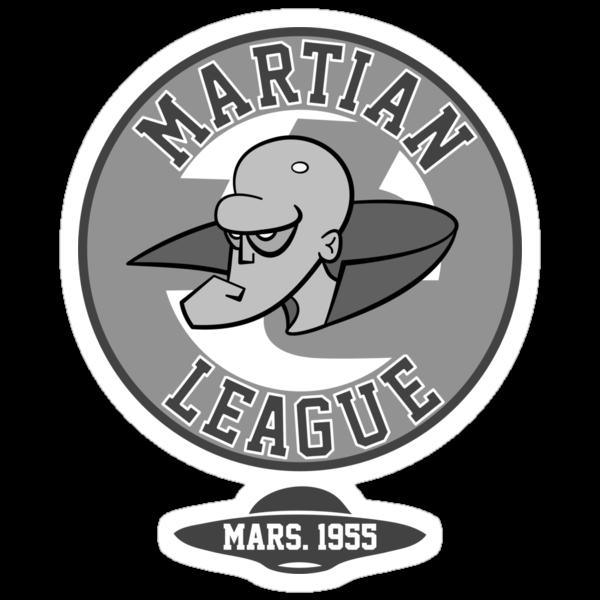 Martian League  by Fanboy30