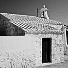 White house in Menorca by Wendy  Rauw