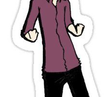 It's A Sherlock Christmas- Sherlock Sticker