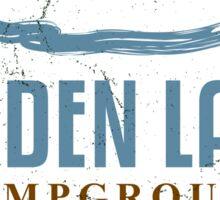 Reiden Lake Campground Sticker