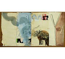 ELEPHAnty Photographic Print